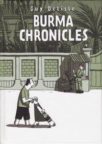 Cover Thumbnail for Burma Chronicles (Jonathan Cape, 2009 series)