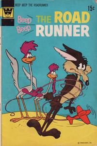 Cover Thumbnail for Beep Beep the Road Runner (Western, 1966 series) #31 [Whitman Variant]