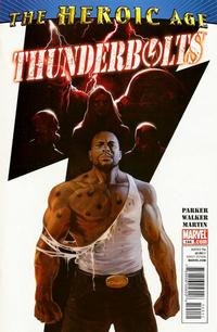 Cover Thumbnail for Thunderbolts (Marvel, 2006 series) #144