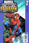 Cover for Ultimate Spider-Man (Marvel, 2000 series) #2 [Cover B]