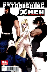 Cover Thumbnail for Astonishing X-Men: Xenogenesis (Marvel, 2010 series) #1