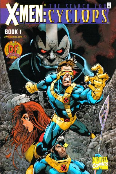 Cover for X-Men: Search for Cyclops (Marvel, 2000 series) #1 [Adam Pollina Variant]