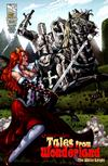 Cover Thumbnail for Tales from Wonderland: The White Knight (2010 series)  [Cover A]