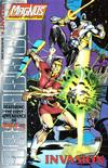 Cover for Magnus Robot Fighter Invasion TPB (Acclaim / Valiant, 1994 series) #2