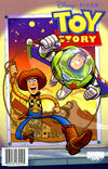 Cover for Toy Story: The Return of Buzz Lightyear (Boom! Studios, 2010 series) #[nn]