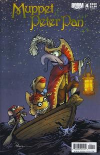 Cover Thumbnail for Muppet Peter Pan (Boom! Studios, 2009 series) #4
