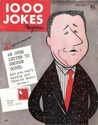 Cover Thumbnail for 1000 Jokes (Dell, 1939 series) #74