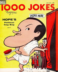 Cover Thumbnail for 1000 Jokes (Dell, 1939 series) #79