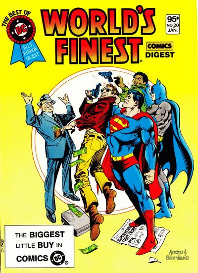 Cover for The Best of DC (1979 series) #20 [Direct]