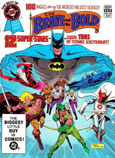 Cover for The Best of DC (1979 series) #26 [Newsstand]