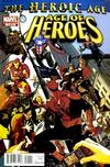 Cover Thumbnail for Age of Heroes (2010 series) #1 [Direct Market Standard Cover]