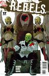 Cover for R.E.B.E.L.S. (DC, 2009 series) #17