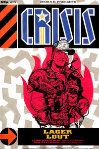 Cover Thumbnail for Crisis (Fleetway Publications, 1988 series) #5