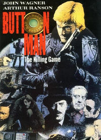 Cover Thumbnail for Button Man: The Killing Game (Kitchen Sink Press, 1995 series) #[nn]