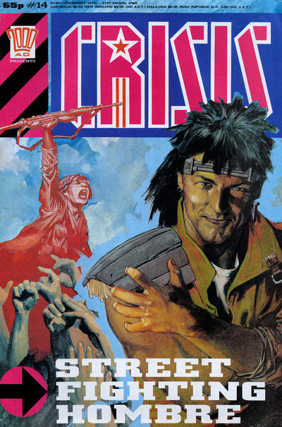 Cover for Crisis (Fleetway Publications, 1988 series) #14