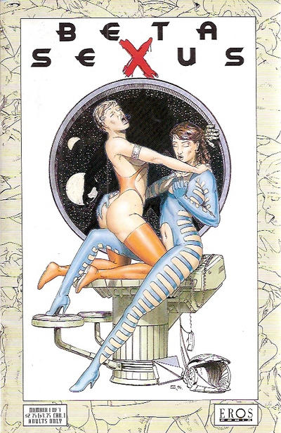 Cover for Beta Sexus (Fantagraphics, 1994 series) #1