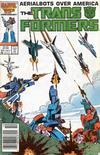 Cover Thumbnail for The Transformers (1984 series) #21 [Newsstand]