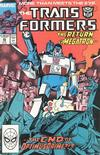 Cover for The Transformers (Marvel, 1984 series) #48 [Direct]