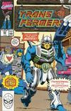 Cover for The Transformers (Marvel, 1984 series) #63