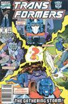 Cover for The Transformers (Marvel, 1984 series) #69 [Newsstand Edition]