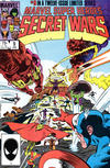 Cover Thumbnail for Marvel Super-Heroes Secret Wars (1984 series) #9 [Direct Edition]