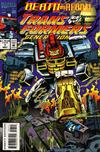 Cover for Transformers: Generation 2 (Marvel, 1993 series) #7