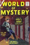 Cover for World of Mystery (Marvel, 1956 series) #7