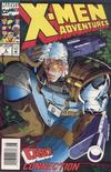 Cover for X-Men Adventures (Marvel, 1992 series) #8 [Newsstand Edition]
