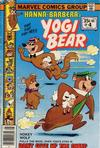 Cover for Yogi Bear (Marvel, 1977 series) #4