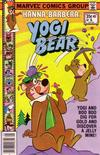 Cover for Yogi Bear (Marvel, 1977 series) #5