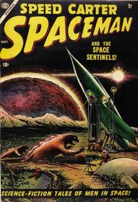 Cover Thumbnail for Spaceman (Marvel, 1953 series) #1