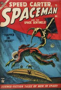 Cover Thumbnail for Spaceman (Marvel, 1953 series) #2
