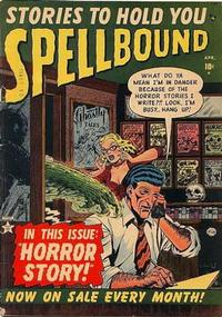 Cover Thumbnail for Spellbound (Marvel, 1952 series) #2