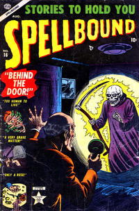 Cover Thumbnail for Spellbound (Marvel, 1952 series) #16