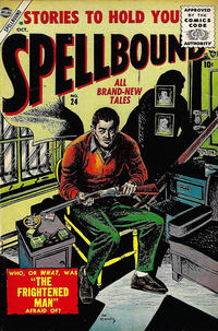Cover Thumbnail for Spellbound (Marvel, 1952 series) #24