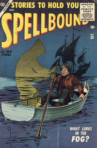 Cover Thumbnail for Spellbound (Marvel, 1952 series) #30