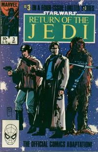 Cover Thumbnail for Star Wars: Return of the Jedi (Marvel, 1983 series) #3