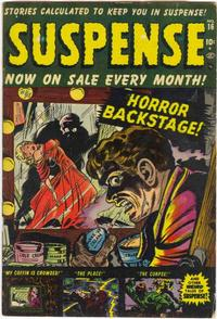Cover Thumbnail for Suspense (Marvel, 1949 series) #16