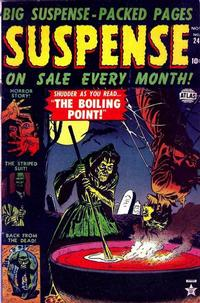 Cover for Suspense (1949 series) #24
