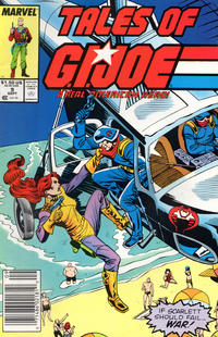 Cover Thumbnail for Tales of G.I. Joe (Marvel, 1988 series) #9