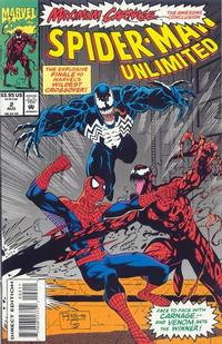Cover Thumbnail for Spider-Man Unlimited (Marvel, 1993 series) #2