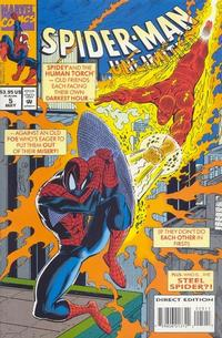 Cover Thumbnail for Spider-Man Unlimited (Marvel, 1993 series) #5