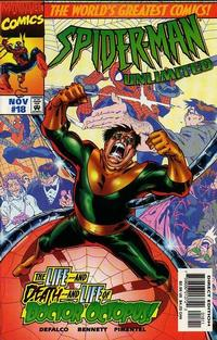 Cover Thumbnail for Spider-Man Unlimited (Marvel, 1993 series) #18
