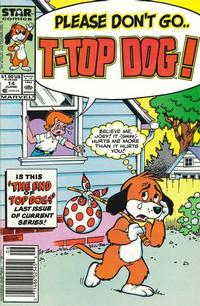 Cover Thumbnail for Top Dog (Marvel, 1985 series) #14