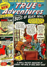 Cover Thumbnail for True Adventures (Marvel, 1950 series) #3