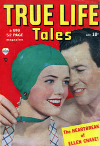 Cover Thumbnail for True Life Tales (Marvel, 1949 series) #8 [1]