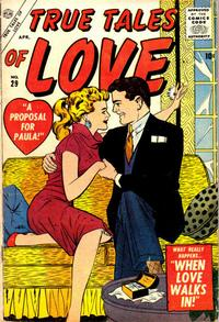 Cover Thumbnail for True Tales of Love (Marvel, 1956 series) #29