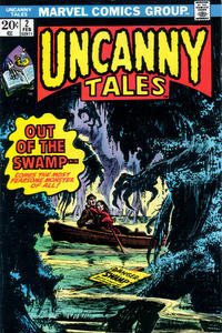 Cover Thumbnail for Uncanny Tales (Marvel, 1973 series) #2