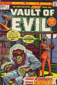 Cover Thumbnail for Vault of Evil (Marvel, 1973 series) #1