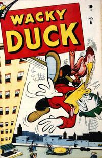 Cover Thumbnail for Wacky Duck (Marvel, 1946 series) #6